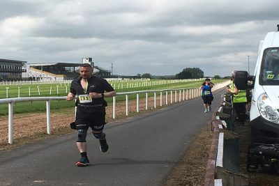 New Ultra runner, Jonny Wightman, maybe not the fastest runner out there but he's got what others don't have but want; and that's, determination, dedication, and discipline.