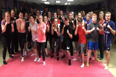 This was the 13th ProKick beginners course in 2018. The 6week course started on Thursday 9th August 2018