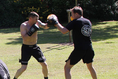 Basic Boxing Drills
