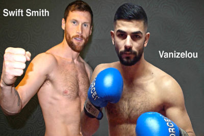 #SwiftSmith will face Muay-Thai champion Christos Venizelou, The Cypriot, Venizelou - has a fight record of 13 fights with only 2 defeats. The Bangor man Smith is on hoping to make this his seventh straight win as a professional.