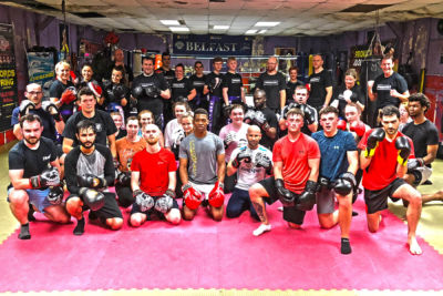 We finished 6-Weeks at ProKick Gym on Tuesday 19th June 2018 - read on to find out what happens next...