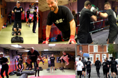 ProKick Saturday 3 In 1 style Class - Circuits, Pads, finishing with light sparring