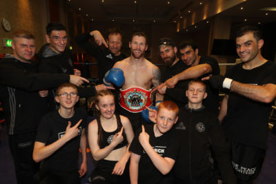 Clayton Hotel Belfast 23rd June - From the first bell to the last, fighters all brought their A game and gave fans a show to remember.