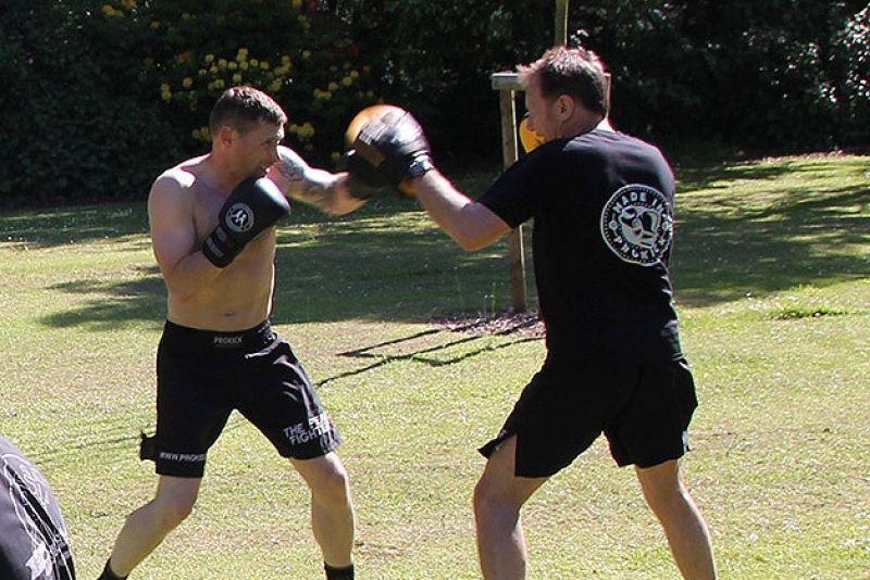 Basic Boxing Drills