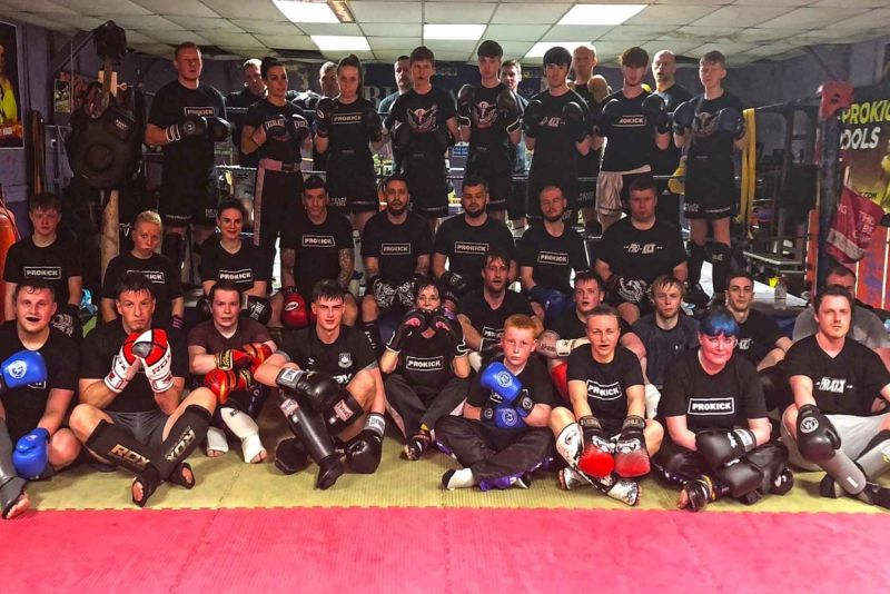 An open class kicks-off again 27th JUNE - The New ProKick Sparring Course kicks-off on the the same night 27th June