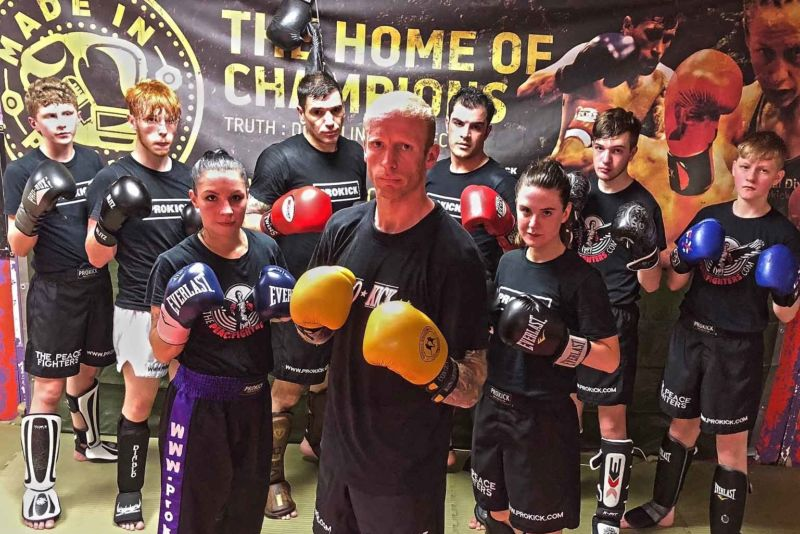 ProKick's next home show is back at the Stormont hotel on Saturday the 30th June 2018