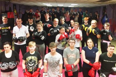Beginners Finish Six Weeks at ProKick