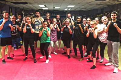 This was the eleventh new 6-week beginner' course to kick off at Prokick Gym this year, it all started on the 9th July 9th, 2019.