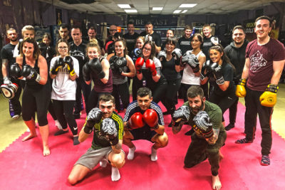 New Beginners Finish ProKick 6-Weeks on Tuesday 16th April 2019 which saw our latest ProKickers complete the beginners 6-weeks of kickboxing at the #ProKickGym in Belfast.