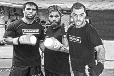 Persian Warriors, Come and see the trio L-R, Saeed Moradi​in, Alireza Ekhtiyari​ & Salman Shariati in ​kickboxing fight action at the Clayton hotel on Sunday, June 23rd, 2019. ​