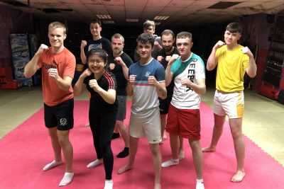 ProKick beginners new group 12th December