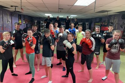 Wednesday 30th June  - The class was put through a tough basic pad session with the help of some ProKick senior members under the direction of head-coach Mr #BillyMurray