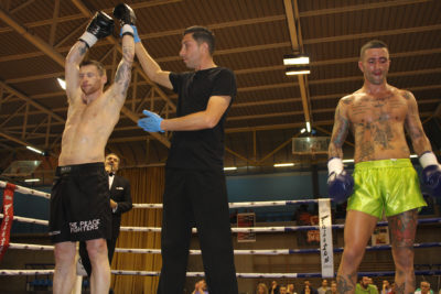 Smith Wins in Las Palmas 2016