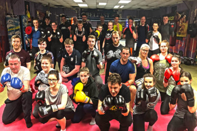 Congratulations, a big thumbs up to all the beginners who complete the beginner six-week course last night with the help of some ProKick senior members. It all took place on Monday 25th March 2019