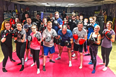 The new beginner squad finished their course off in style from the help of ProKick members - Finished 6-Weeks 13th Sept 2018