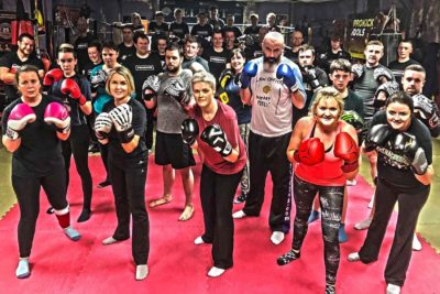 Finished 6-Weeks of ProKick kickboxing on 6th March 2018