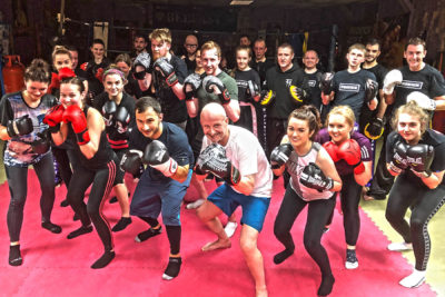 A BIG thanks to the Tuesday night senior class for staying behind helping with a tough PADS CLASS on Tuesday 19th Feb 2019