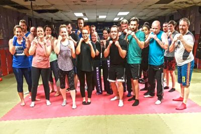 A massive well-done, if you finished our ProKick 6-weeks of #kickboxing at the #ProKickGym in Belfast. It all happened on Monday 22nd July 2019.