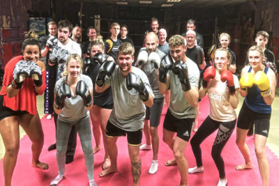 A massive well-done, if you finished our ProKick 6-weeks of #kickboxing at the #ProKickGym in Belfast. It all happened last night on Thursday 27th June 2019.
