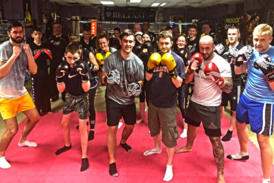 Firstly, well done to all the new starts who finished the six-week course in style last night. The class was put through a tough basic pad session with the help of some ProKick senior members under the direction of head coach #BillyMurray .