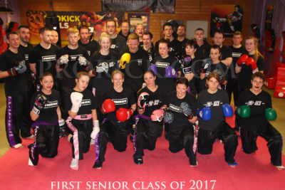 First Senior class of JAN 2017