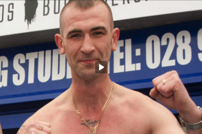 Belfast fight legend, Tarr has announced his next fight will be his last. Tarr now 41 years old, is scheduled to share the ring with another veteran, Scotland's Mikey Shields at the Clayton hotel on Sunday 23rd June 2019.