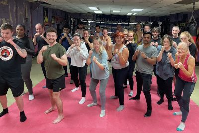Welcome to our new beginners to ProKick - At ProKick all the newcomers had their first taste of ProKick's no-nonsense approach to fitness, all ProKick kickboxing style - and it all kicked-off on Monday 20th September 2021 @ 8pm .
