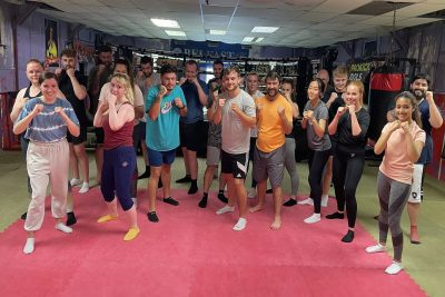 Hello & welcome to the ProKick Gym in Belfast. A New Beginner's course kicked off on Tuesday 29th June at 6pm at the #ProKickGym