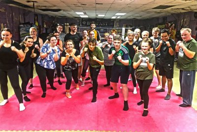 Another packed new 6-week beginner' course kicked off at the ProKick Gym on September 3rd at 7:45 pm.