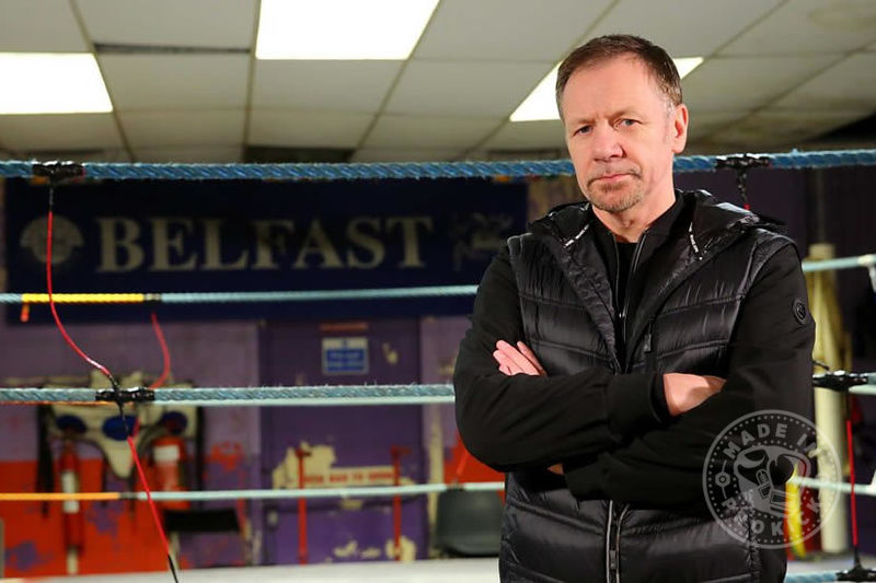 Billy Murray a pioneer of the sport of kickboxing