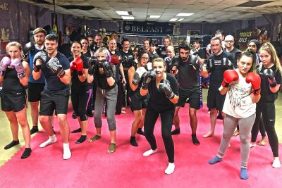 Tuesday night 13th Aug 2019 - The class was put through a tough basic pad session with the help of some ProKick senior members under the direction of head-coach Mr #BillyMurray