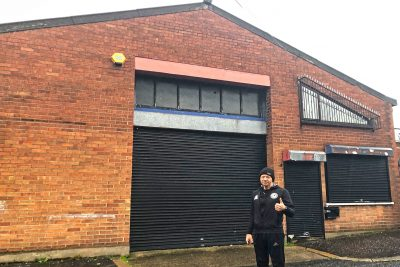 Finally Purchased, ProKick's New home in around 9-12 months. This will be renovated to became a state-of-the-art sporting facility. A massive thanks to everyone who helped in-any-way, from fundraising, donating, to helping behind the scenes: Billy Murray