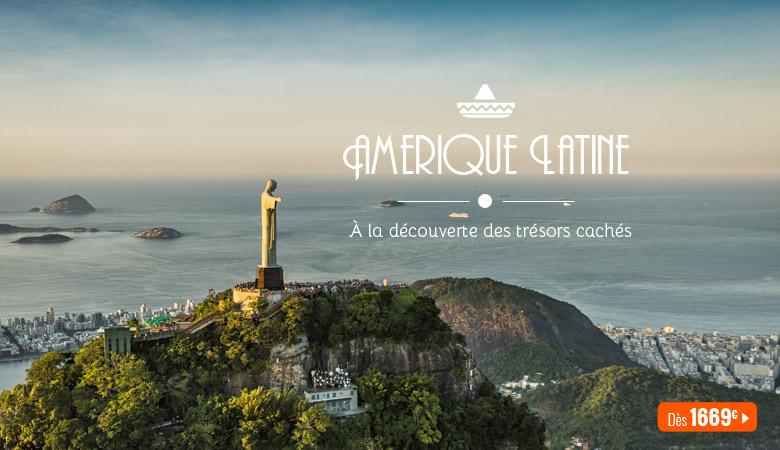 Amérique latine, à la découverte des trésors cachés