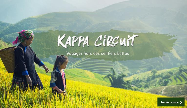 Kappa Circuits, voyagez hors des sentiers battus