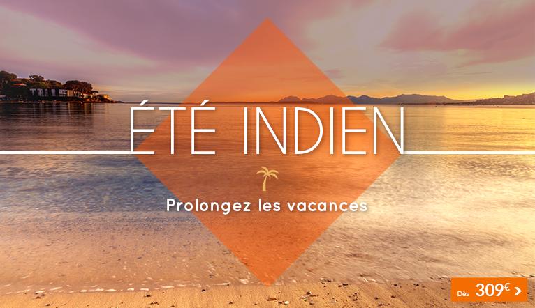 Été indien : prolongez les vacances