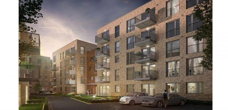2 bedroom Apartment For Sale in Whiting Way. London SE16 7UD