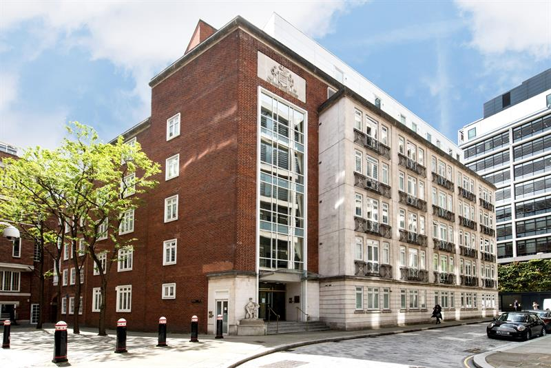 1 bedroom Flat For Sale in Pemberton House East Harding Street, London EC4