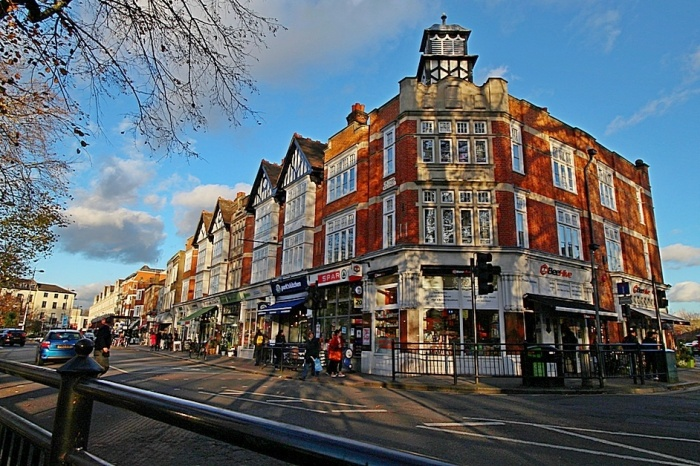 The Green,  Ealing
