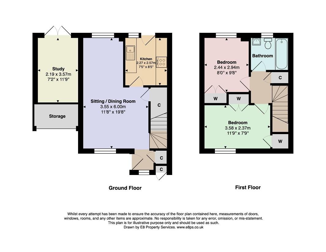 Iffley Fields | Price : 450000 | Bedrooms : 2