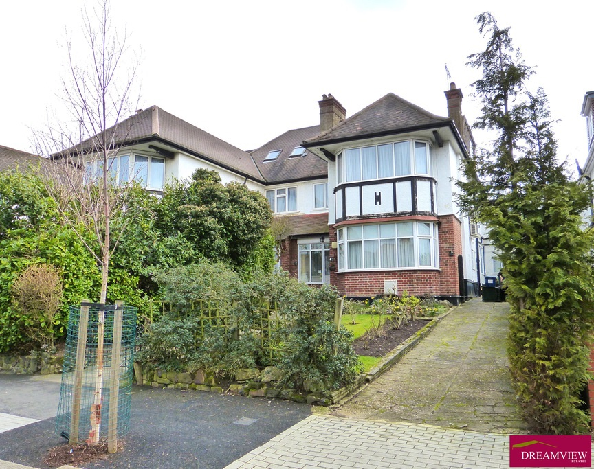 GRESHAM GARDENS, GOLDERS GREEN, LONDON, NW11