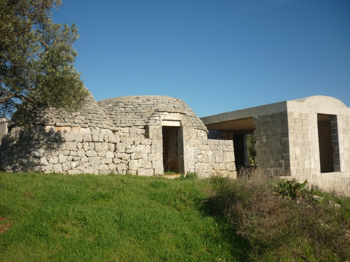 Trullo and Lamia in Alto