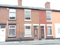 Two double bedroomed mid terraced property requiring a scheme of refurbishment