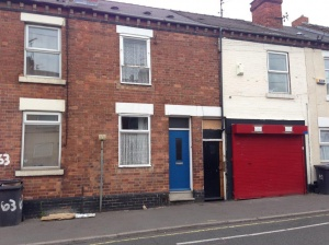 A traditional two bedroomed mid-terraced property situated in the popular residential location of Peartree