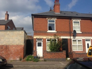A two bedroomed end terraced property situated on Balfour Road, which is conveniently located off St. Thomas Road within easy reach of the shopping facilities available in the Peartree area.