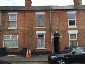 A traditional two bedroomed mid-terraced property requiring a full scheme of modernisation and improvement.