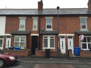 A two bedroomed mid-terraced property situated within easy reach of a full range of local amenities with PVC double glazing and gas central heating but otherwise requiring a scheme of cosmetic upgrading and improvement for which there is ample scope.