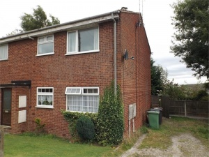 Ideal first time buy or investment opportunity - One bedroomed ground floor maisonette with off road parking
