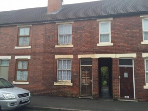An attractive two bedroomed mid terraced property arranged over three floors with attic/loft room