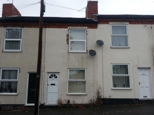 Traditional two bedroomed terraced property situated within easy reach of Nottingham city centre
