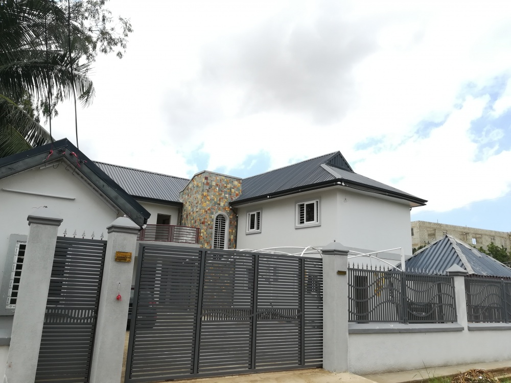 4 BED | EAST LEGON 4 BEDROOM HOUSE PLUS 2 BED BOYS QUARTERS | Price ...